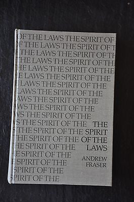 The Spirit of the Laws : Civic Federalism and the Unfinished Project of...