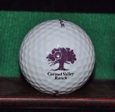 Carmel Valley Ranch Logo Golf Ball