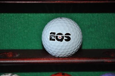 EQS Software Logo Golf Ball. Titleist Pro V1. Excellent.
