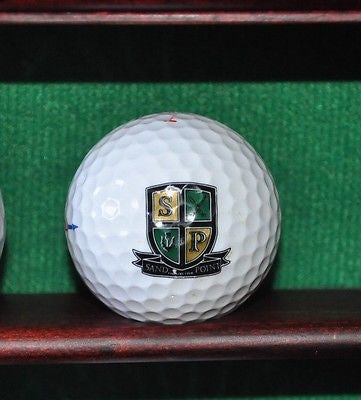 Sand Point Country Club Seattle Washington logo golf ball. Titleist.