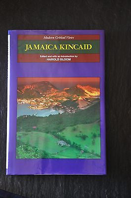 Jamaica Kincaid (Bloom's Modern Critical Views)