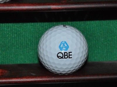 QBE Insurance logo golf ball. Titleist NXT Tour. Excellent.