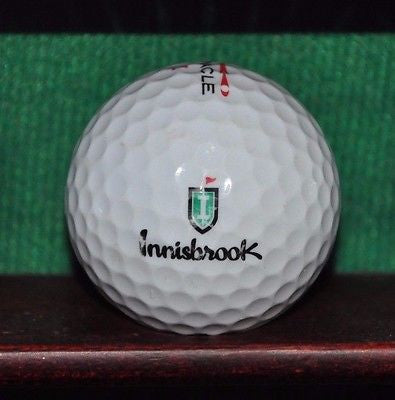 Innisbrook Golf Resort Florida logo golf ball.