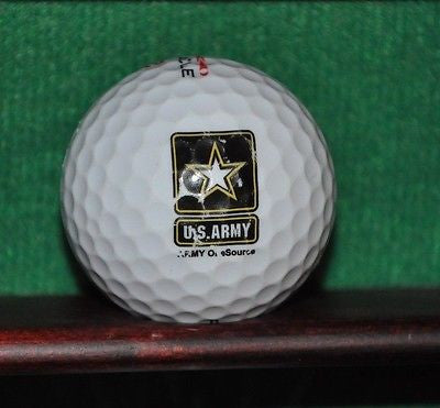 US Army Logo golf ball