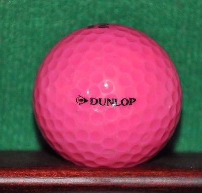 Vintage Dunlop DDH Pink Lady Golf Ball