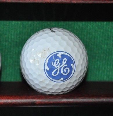 General Electric GE Logo Golf Ball. Titleist Pro V1