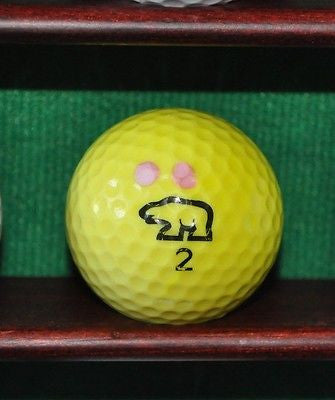 Vintage. Jack Nicklaus Golden Bear logo golf ball. MacGregor.