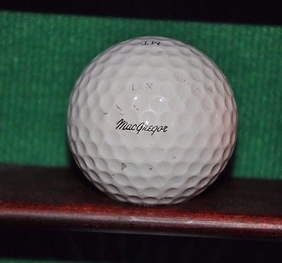 Vintage MacGregor Tourney Golf Ball