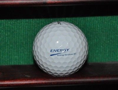 Energy Drilling Services Inc. Logo Golf Ball. Titleist Pro V1