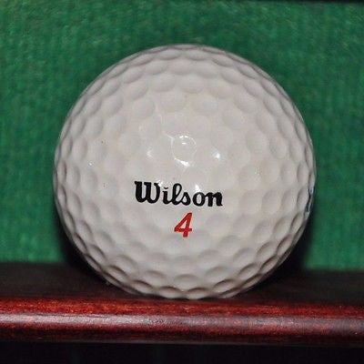 Vintage Xerox Corporation logo golf ball. Wilson K28