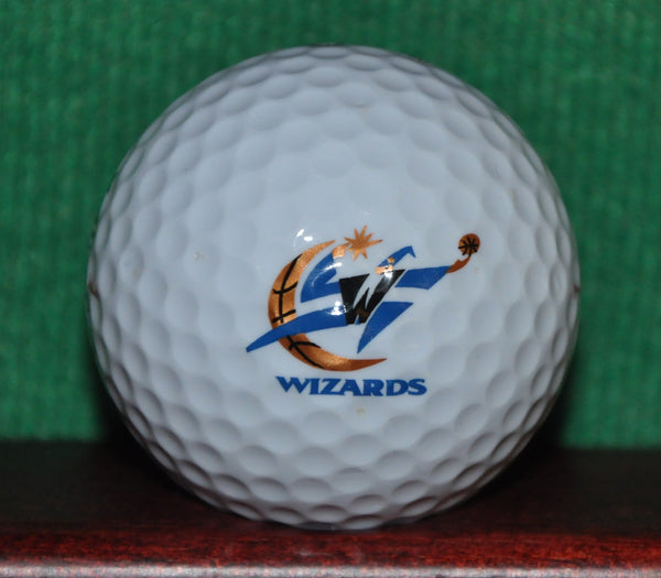 Washington Wizards NBA Logo Golf Ball