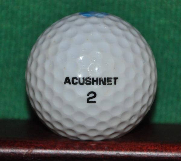 Vintage Acushnet Club Special AT&T Logo Golf Ball