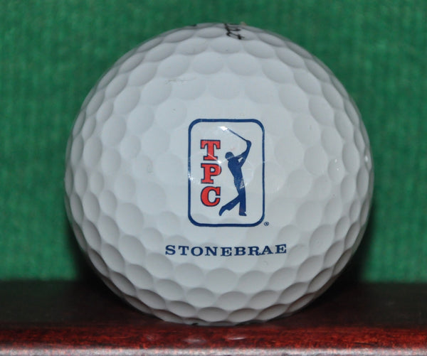 TPC Stonebrae Country Club Logo Golf Ball. Titleist Pro V1