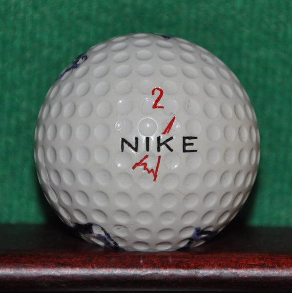 Vintage Nike Missile Golf Ball Japan Cappico