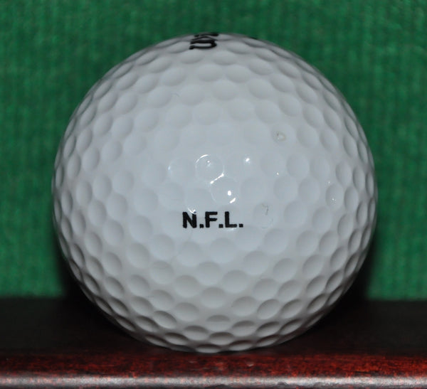 Vintage Green Bay Packers NFL Logo Golf Ball. Excellent Condition.