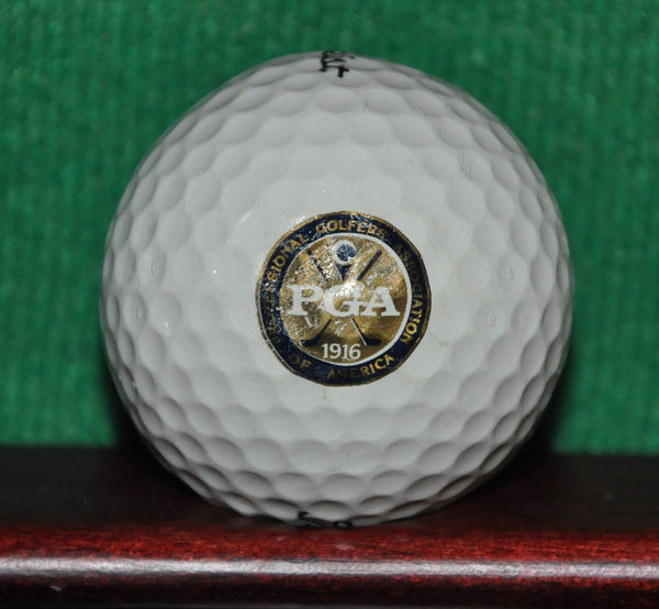 Vintage Professional Golfers Association PGA Logo Golf Ball Titleist Tour 90