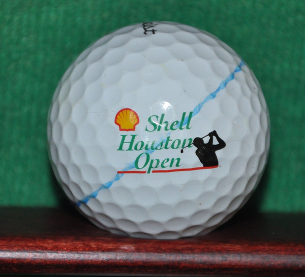 Shell Houston Open PGA Tour Event Logo Golf Ball. Titleist Pro V1