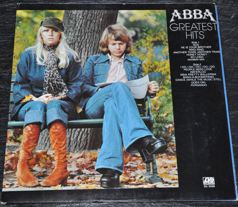 Abba Greatest Hits LP