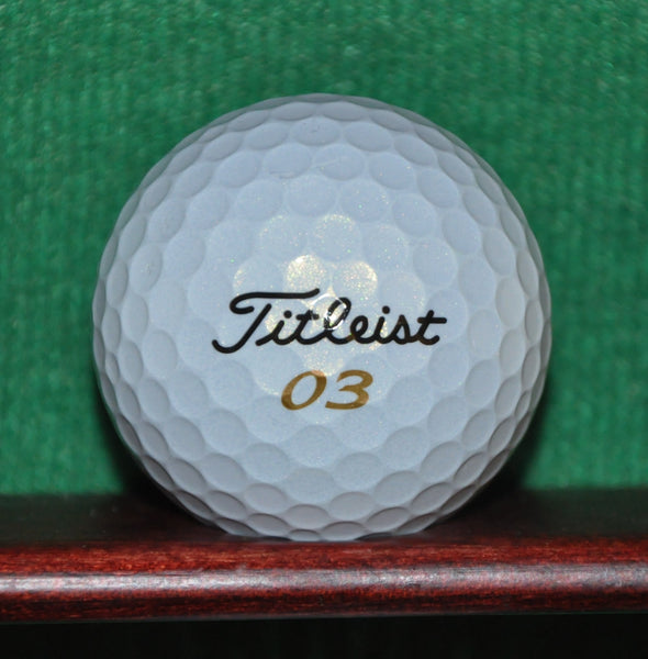 Titleist Prestige Golf Ball From Japan. Mint. Opalescent