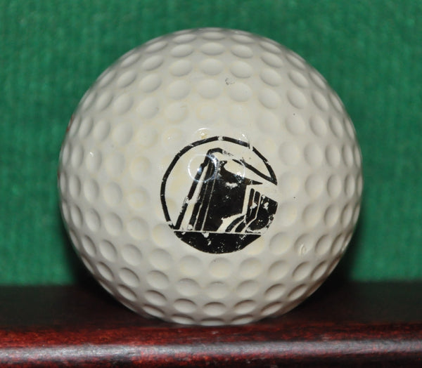 Vintage Prudential Insurance Rock of Gibraltar  Logo Golf Ball. MacGregor