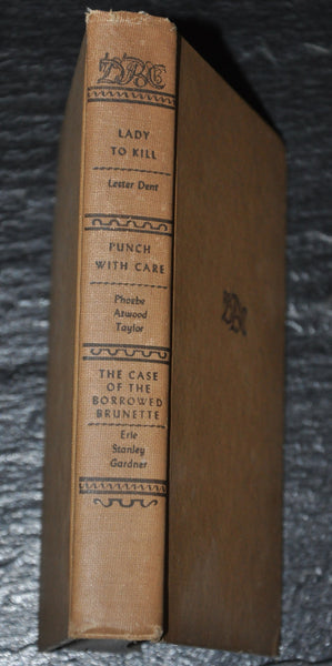 A Lady To Kill, By Lester Dent Stated 1946 Doubleday & Company