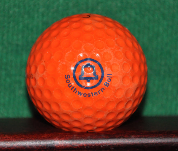 Vintage Southwestern Bell Telephone Company Logo Golf Ball. Durable Titleist