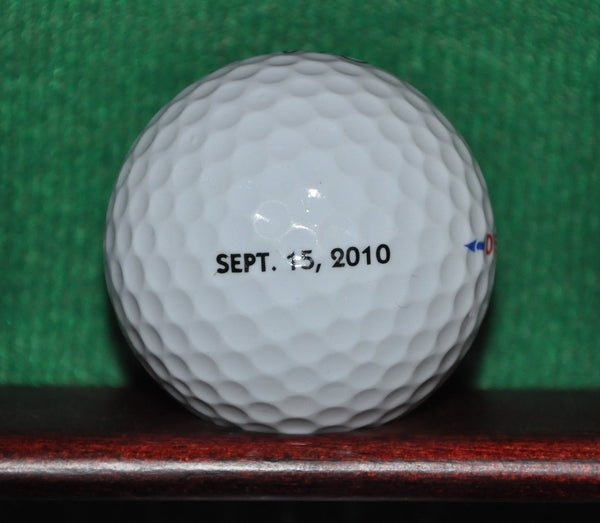 San Jose Sharks Foundation Logo Golf Ball. Titleist