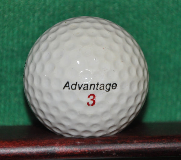Vintage Wilson Advantage Golf Ball