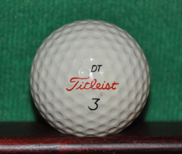 Vintage The Fidelity Bank Logo Golf Ball. Durable Titleist