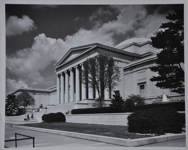 "Original 1950s 8"" x 10"" Photo of The National Gallery of Art Washington DC"