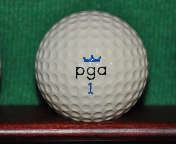 Vintage Old Grand Dad Kentucky Bourbon Whiskey Logo Golf Ball. PGA