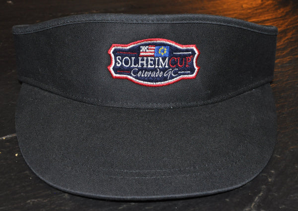 Solheim Cup at the Colorado Golf Club Visor LPGA. New