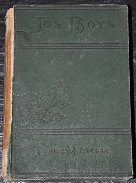 Jo's Boys by Louisa May Alcott 1886 First Edition
