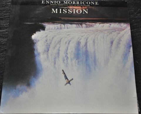 Ennio Morricone The Mission Original Soundtrack LP Robert De Niro