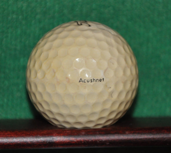 Vintage KPRC TV Houston Channel 2 Logo Golf Ball. Acushnet