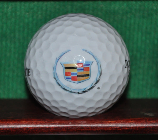 Cadillac Motors Logo Golf Ball. Excellent Condition