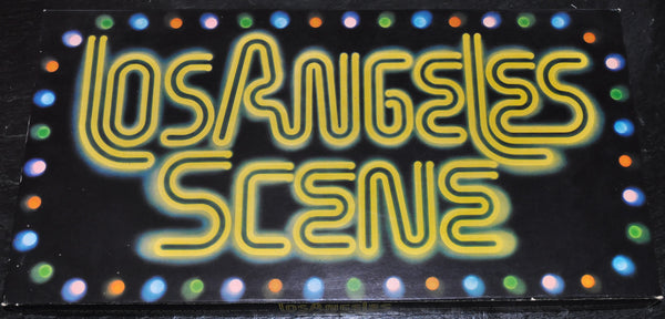 Vintage Los Angeles Scene Board Game 1977. New in Box