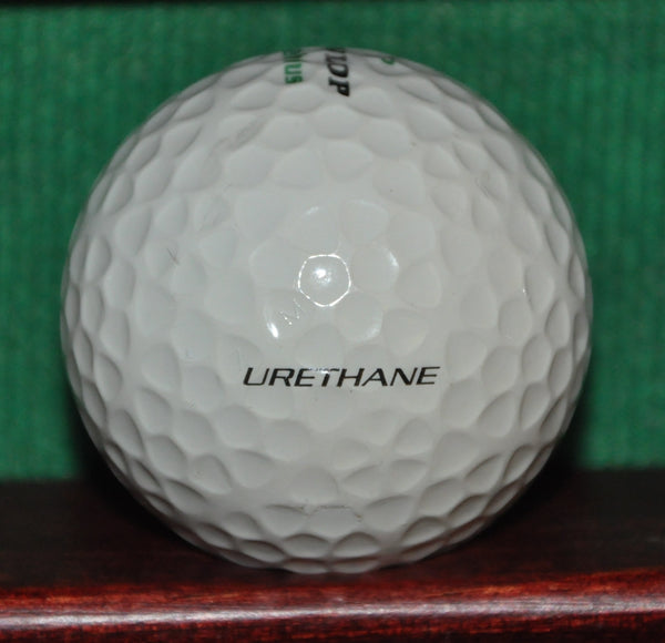 Dunlop Moebius Golf Ball. Unusual Dimple Pattern