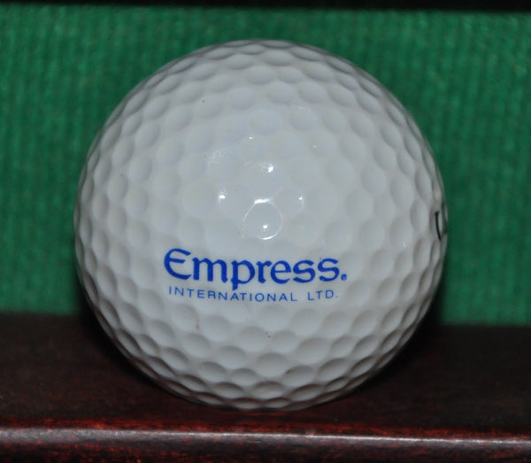 Empress International Ltd. Chicken of the Sea Frozen Foods Logo Golf Ball
