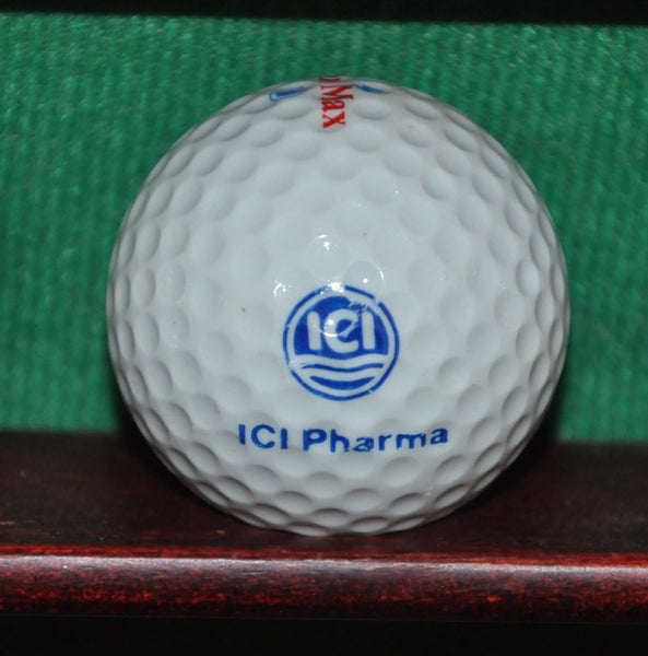 Vintage Imperial Chemical Industries ICI Logo Golf Ball