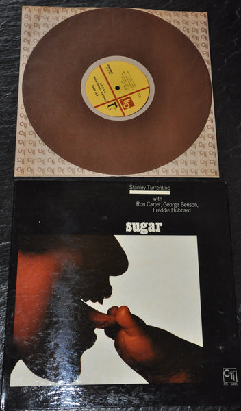 Stanley Turrentine Sugar Vinyl Record LP