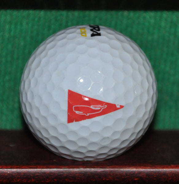 Sperm Whale Logo Golf Ball