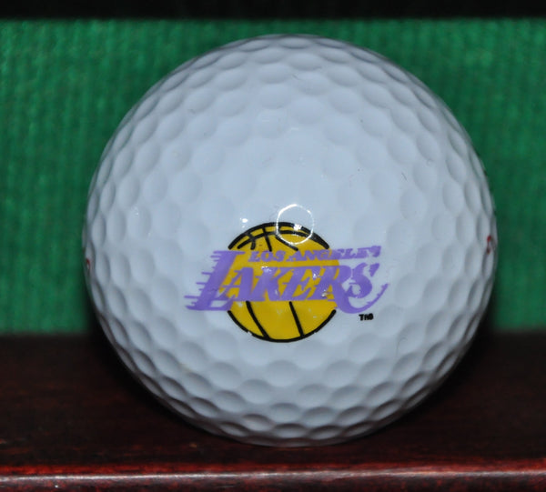 Los Angeles Lakers NBA Logo Golf ball