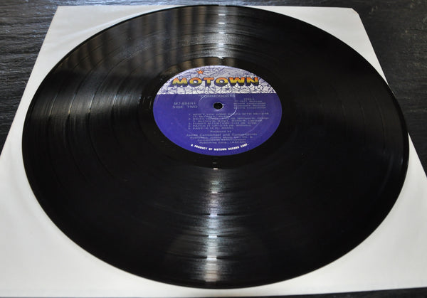 "The Commodores Self Titled Vinyl LP 1977 Motown Records with 36"" x 24"" Poster. VG+"