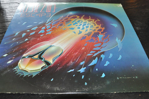 Journey Escape Vinyl Record LP