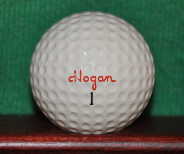 Vintage Ben Hogan Apex Tour S Golf Ball. Excellent Condition