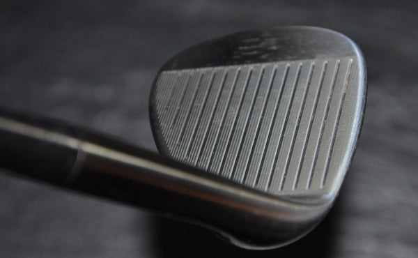 Cleveland CG16 Tour Zip Grooves 56 Degree Sand Wedge Steel SHaft, Good Condition, Left Handed