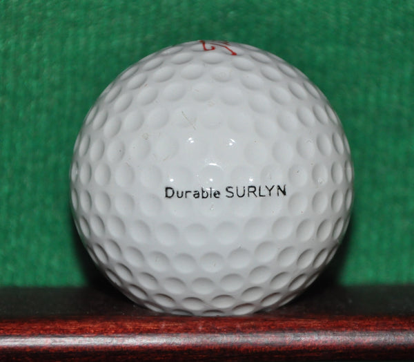 Vintage Westinghouse Corporation Logo Golf Ball. Mint Condition Titleist