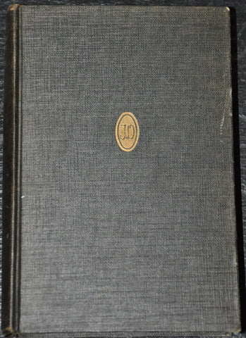 An American Tragedy Volume I by Theodore Dreiser 1925 First Edition Hard Cover