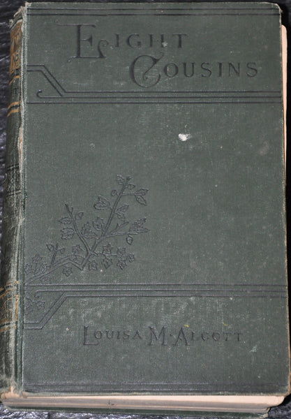 Eight Cousins by Louisa May Alcott 1902